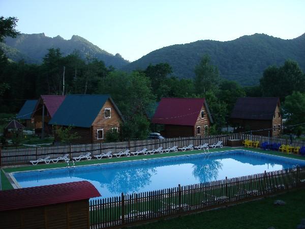 Туристический комплекс горная деревня республика адыгея, фото 2