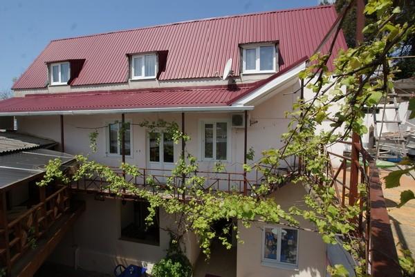 Фото гостиницы маяк в лазаревском началась