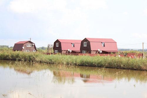 Кубанский хутор