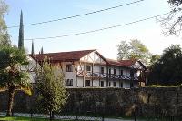 гостевые дома в гаграх